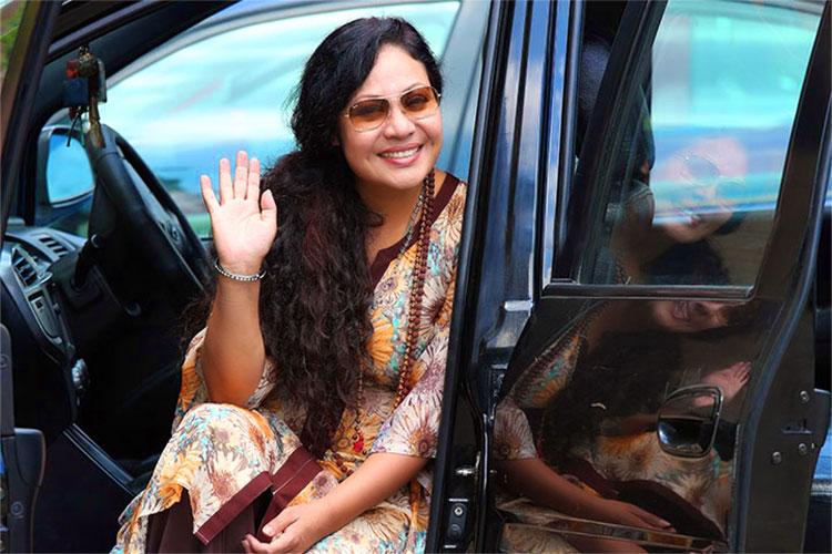 Gauri Malla Nepali Actress