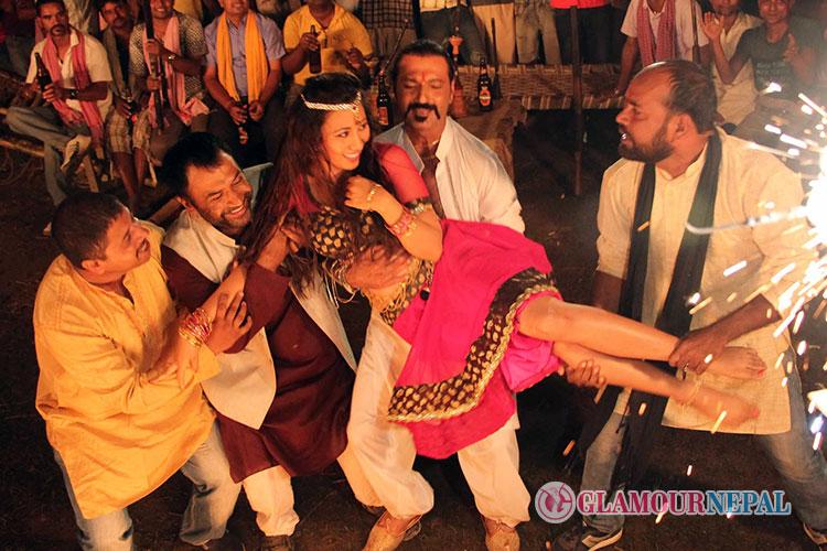 Menuka Pradhan Nepali Actress