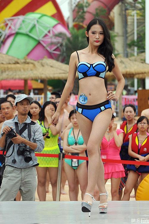 Miss Bikini global
