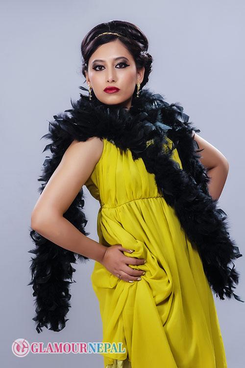 Model Dr. Pragya Singh