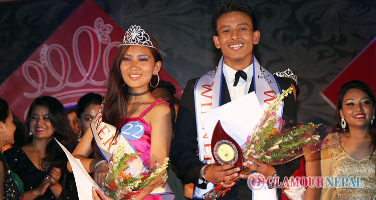 Mr. SLC Nepal 2015 Miss SLC National (2)