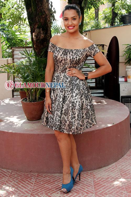 Priyanka Karki HD Photo