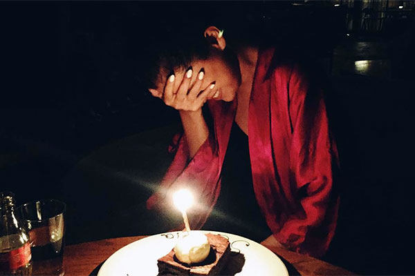Selena Gomez 23-birthday