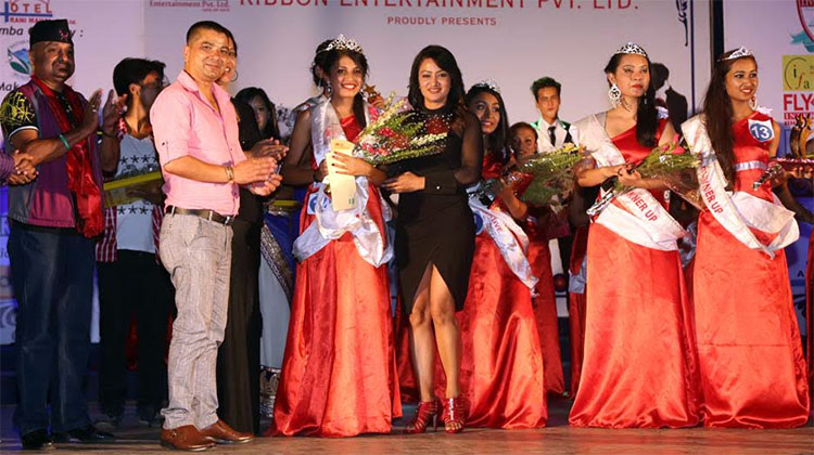 nepal's miss slc of the year
