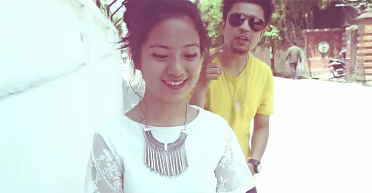New Nepali R&B Music Video Photo