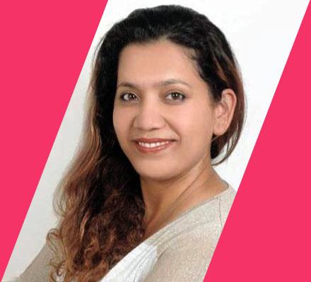 Fashion Designer Poonam Chhetri Gautam
