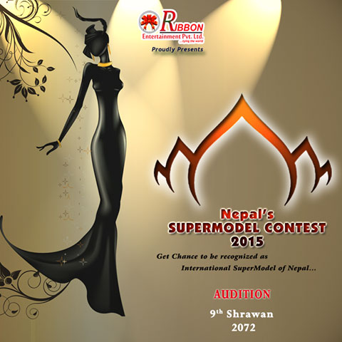 super model contest in nepal