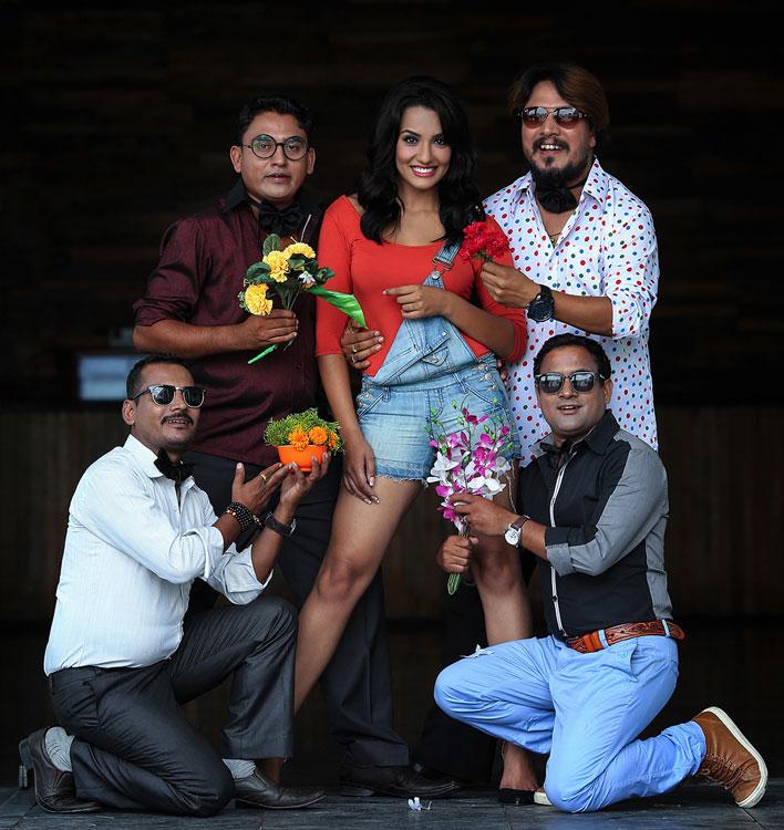 Actress Priyanka Karki Photo