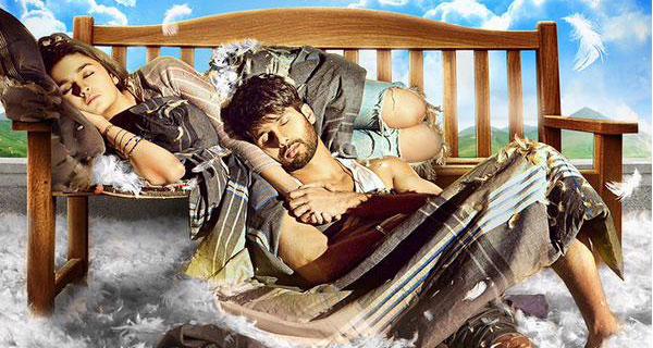 Alia Bhatt Shahid Kapoor Saandaar
