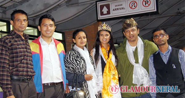 Garima Gyawali at TIA