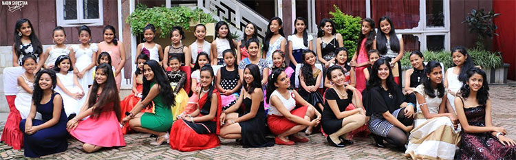 Little Miss World Nepal 2015