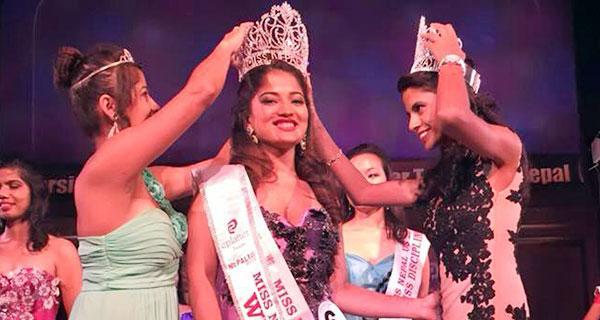 Miss Nepal US 2015