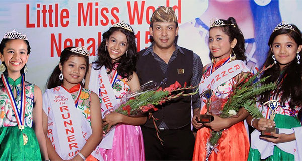 Little Miss World Nepal 2015