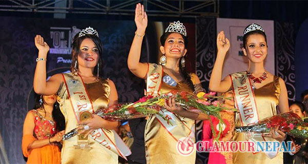Miss Plus Two Nepal 2015