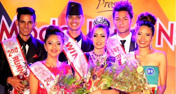 Model Hunt Nepal 2015 Winners