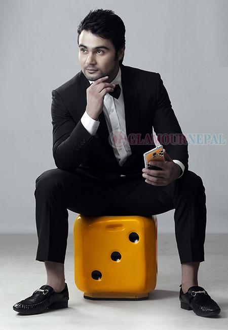 Model Yog Raj Pandey photo