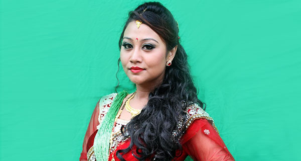 Ashishma Nakarmi Actress