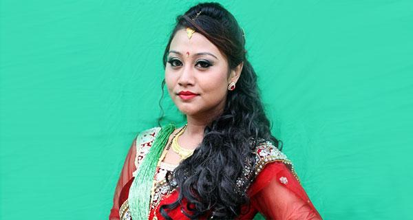 Ashishma Nakarmi Actress