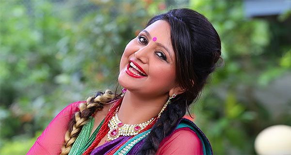 Deepa Shree Niraula Comedy Actress