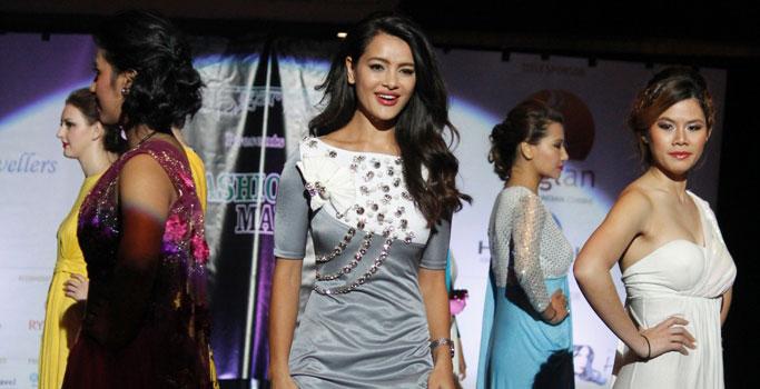 Shristi Shrestha Fashionmandu Sydney Australia