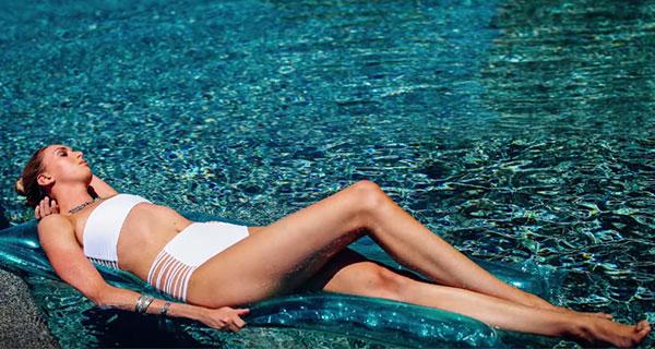 Lauren Williams Longest legs model of America
