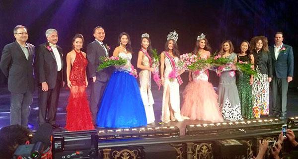 Miss Asian Las Vegas 2015