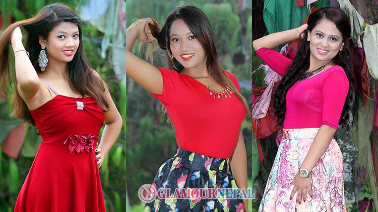 Miss Plus 2 Contestants