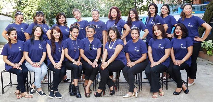 Mrs Nepal International 2015