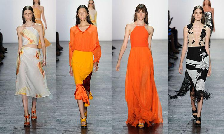 Prabal Gurung New York Fashion Week