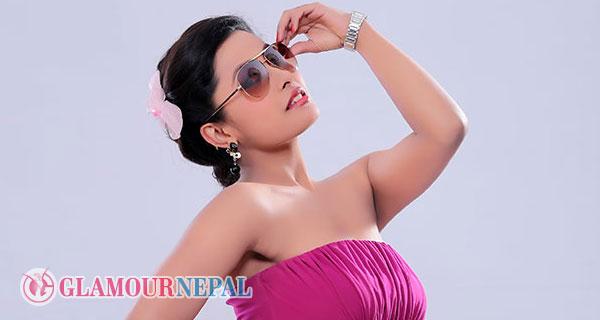Nepali Actress Rajani KC