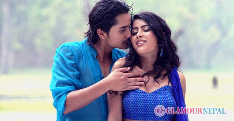 Actress Rista Basnet and Actor Gaurab Pahari Adhkatti Movie