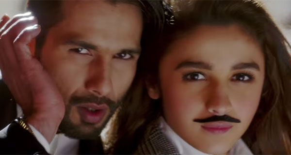 Shahid and Alia Shaandaar