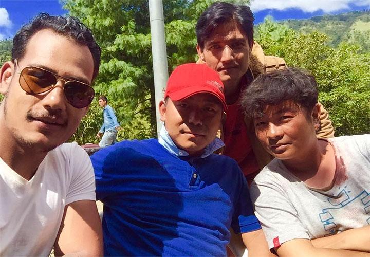 Anoop Bikram Shahi Milna Chams Dayahang Rai Arpan Thapa