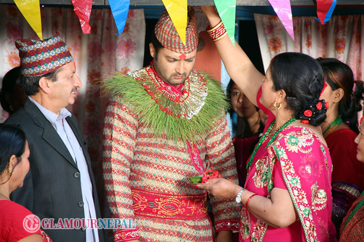 Aryan Sigdel Nepali Actor