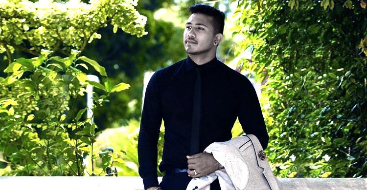 Bikram Kumar Pandey winner Model Quest International Nepal 2015