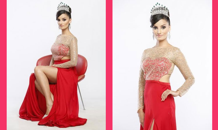 Medha Koirala Miss International 2015