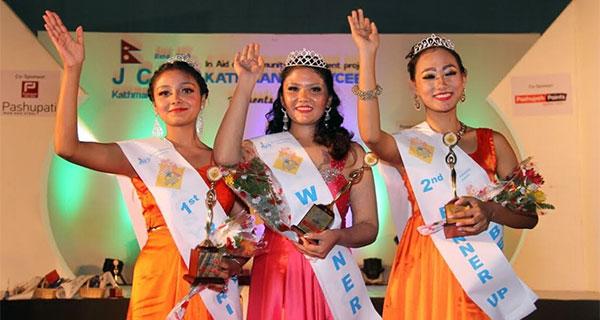 Miss Teen Nepal