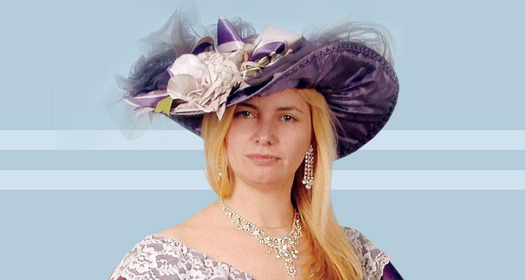 Stella Maris Hafele fashion designer