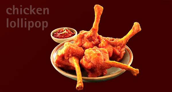 Chicken Lollipop