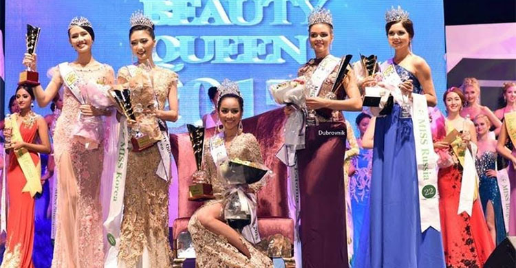 Miss Global Beauty Queen 2015