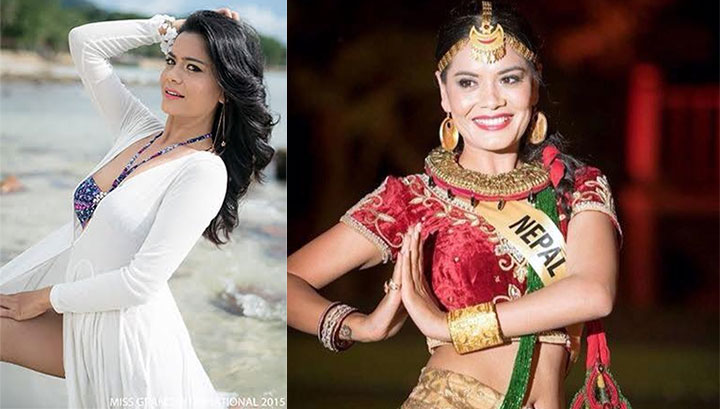 The third season of Miss Grand International event had 27 years of age Jenita Basnet from Nepal as a participant.