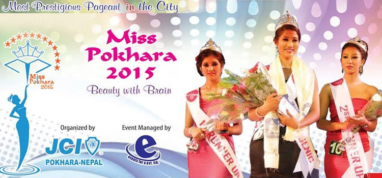 Miss Pokhara 2015