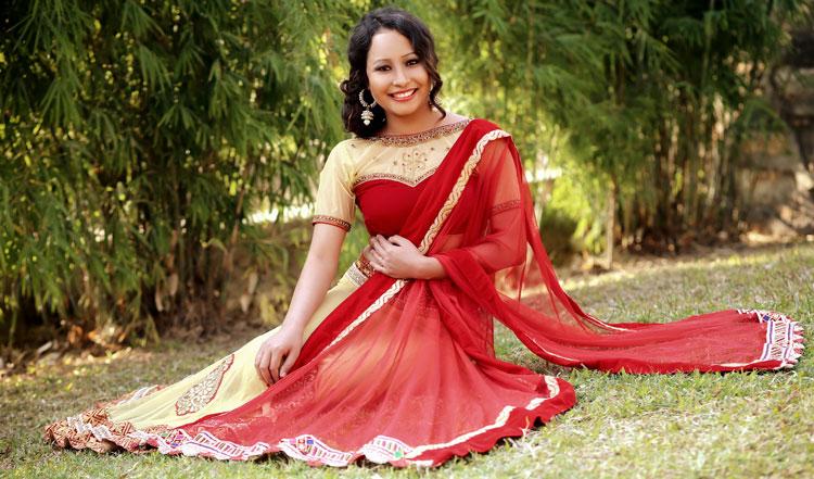 Model Bipana Thapa