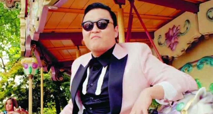 Gangnam Star PSY