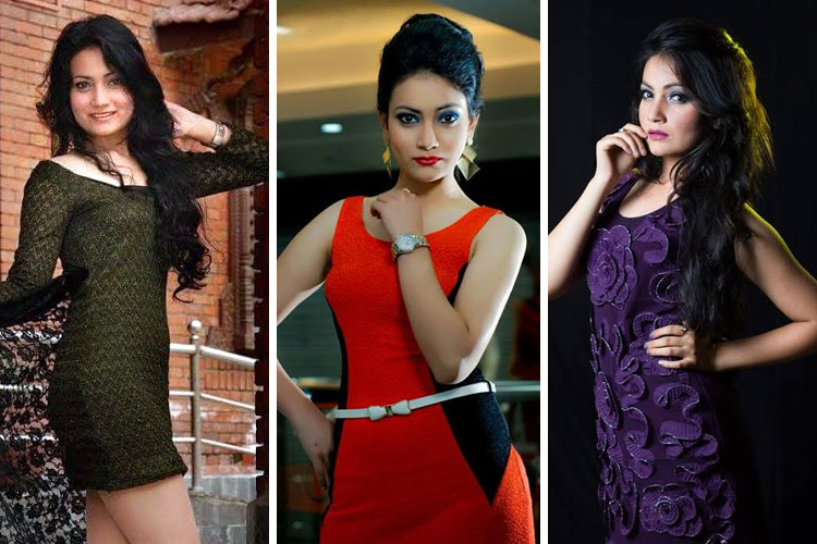 Nisha Pathak is representing at Miss Heritage International 2015