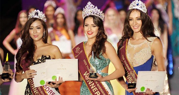 Miss Tourism Queen International 2015