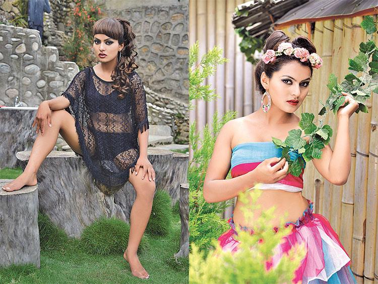 Model Supriya Katwal