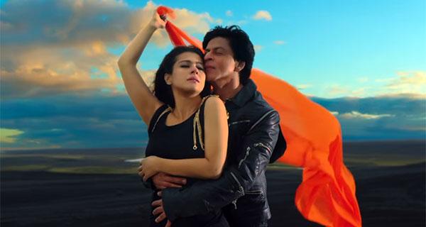 Shah Rukh Khan and Kajol's DILWALE