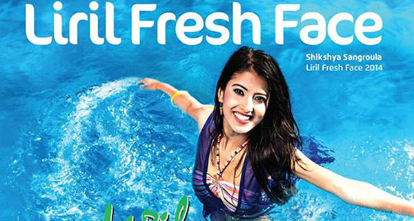 liril fresh face
