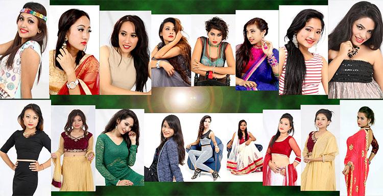 Miss Globe International Nepal 2015